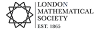 Image of London Mathematical Society logo black on transparent