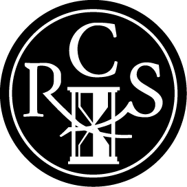 Image of Catholic Record Society logo black on transparent