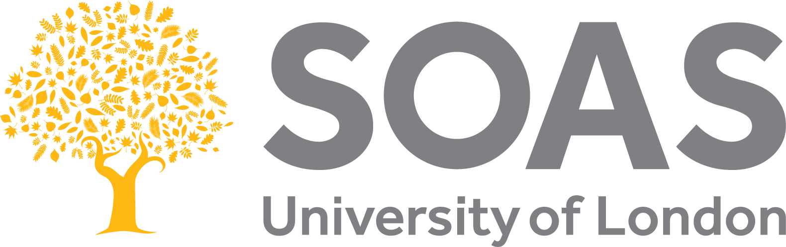 Image of SOAS logo colour on transparent