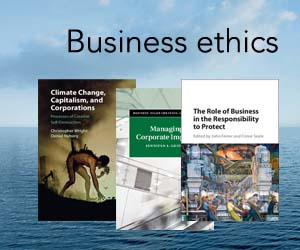 Business Ethics banner