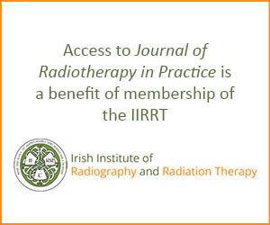 Banner linking to IIRT affiliation