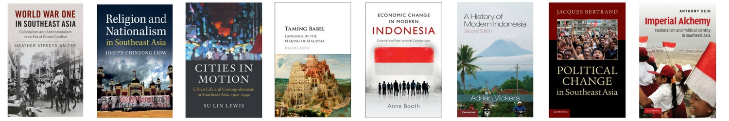 Singapore Independence 20% off books