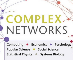 Complex Networks - books/WMP page