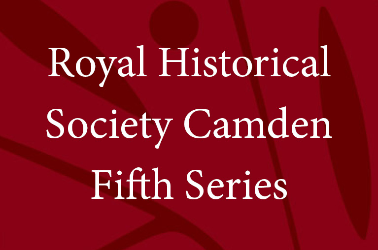 Royal Historical Society Camden Fifth Series