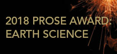 2018 PROSE Awards - Earth Science
