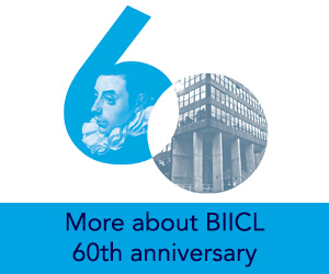 Link to BIICL 60th anniversary events