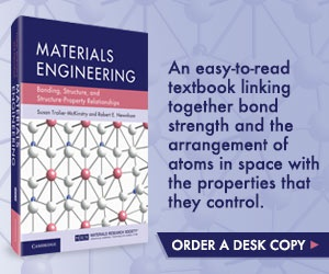Materials Engineering Book Button
