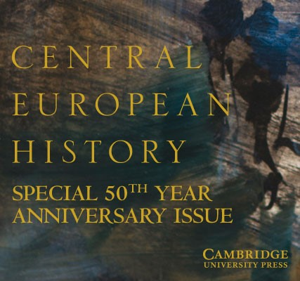 Central European History at Fifty (1968–2018): Special Commemorative Issue