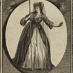 Wooding, J. G., printmaker. Mrs. Inchbald as Lady abbess [Aemilia] in the 'Comedy of Errors'; Mrs. Wells in the character of Jane Shore. London: Alexander Hogg, 1786.