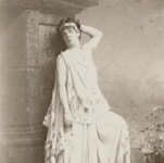 Sarony, Napoleon. Ada Rehan as Helena, in Shakespeare's Midsummer Night's Dream. New York, 1880.