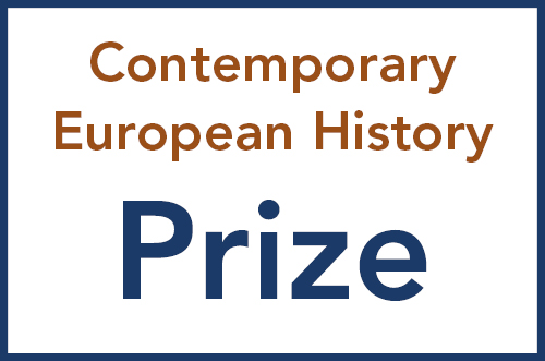 Contemporary European History Article Prize