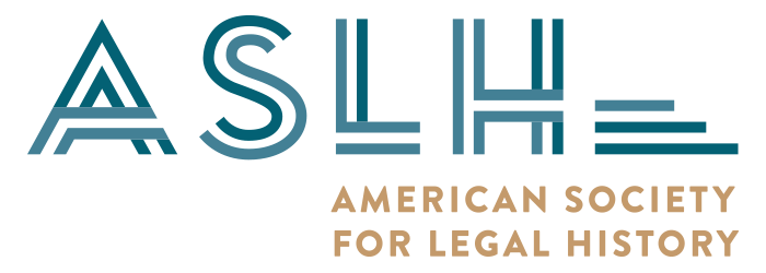 American Society for Legal History logo
