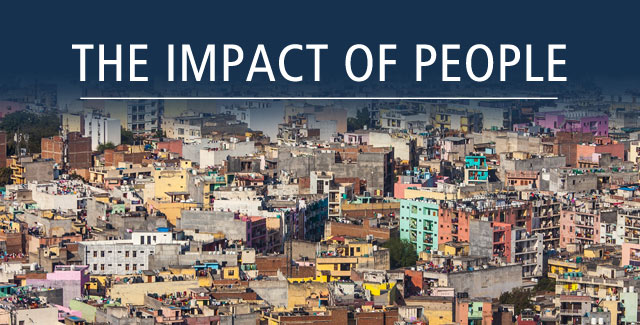 Impact of people