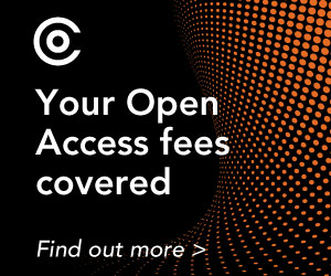 Your Open Access Fees covered