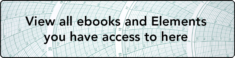 Ebooks and Elements you have access to