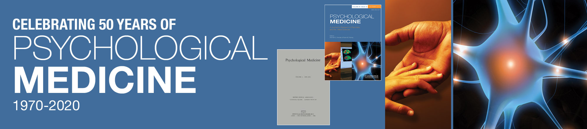 50th anniversary for Psychological Medicine