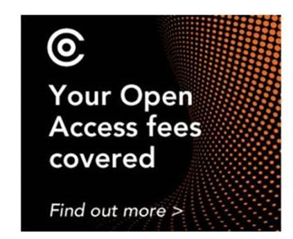 Open Access fees covered