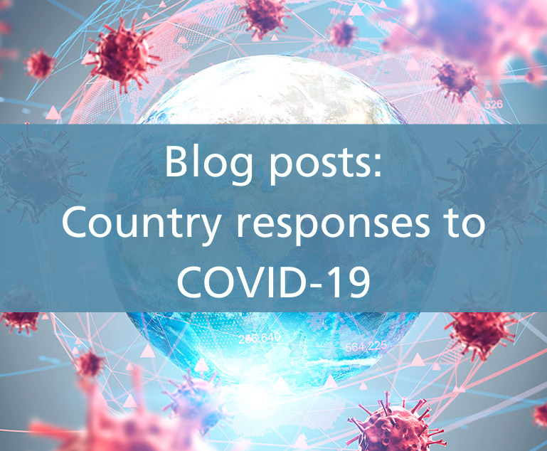 Country responses to COVID-19