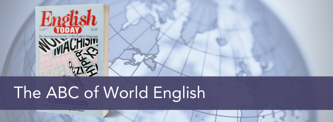 The ABC of World English