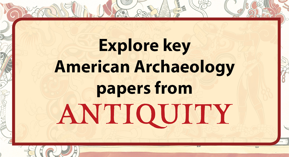 American Archaeology
