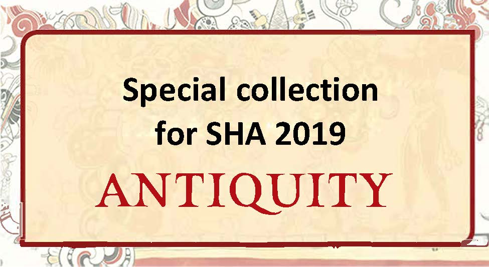 Antiquity SHA 2019 Collection