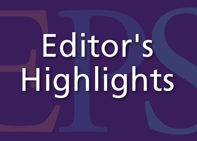 Editor's Highlights