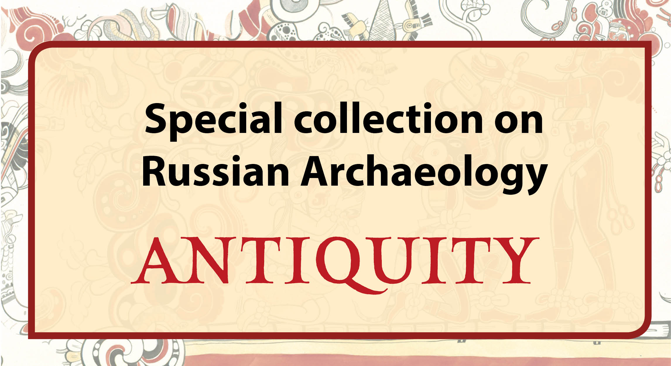 Russian Archaeology